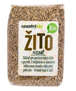 zito ozime bio countrylife country life obilovina obiloviny chleb chleba peceni pecivo biokvalita vegan obchod veganobchod vegan felicity veganfelicity