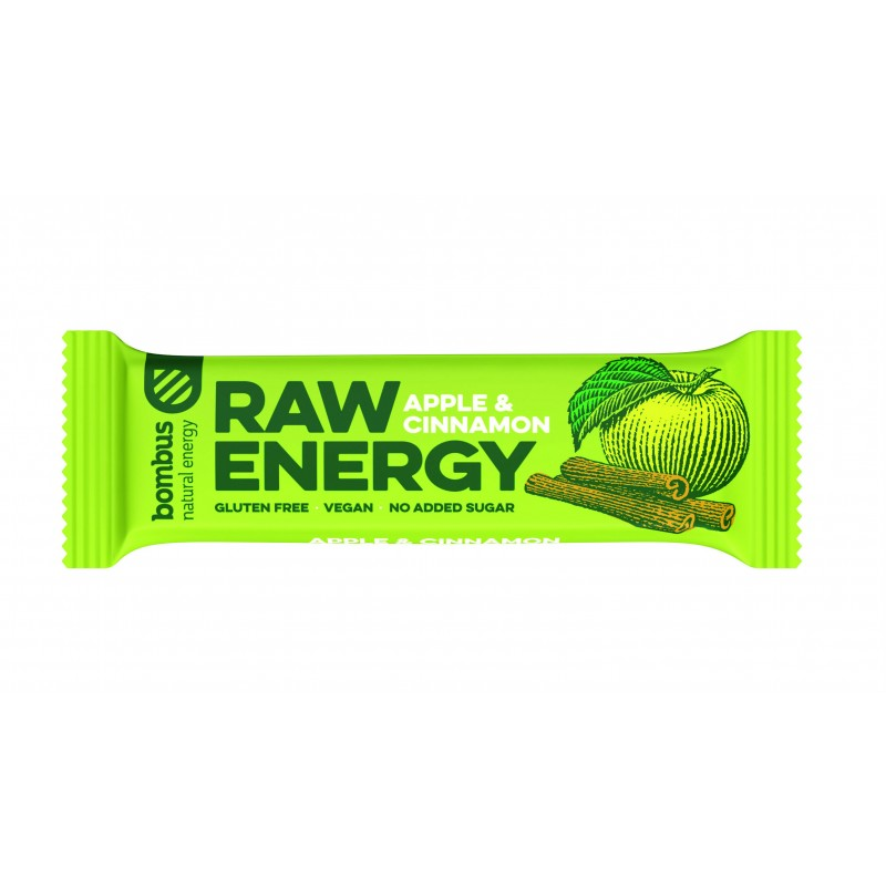 Raw Energy Jablko/Skořice