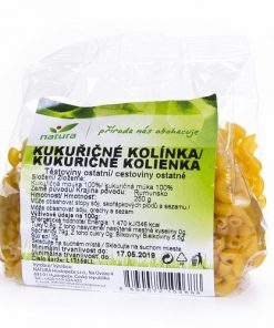 testoviny kukuricne kolinka natura vegan veganobchod vegan felicity veganfelicity bezlepkova dieta celiakie kukurice