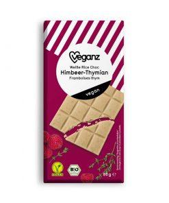 Bílá čokoláda Maliny/Tymián