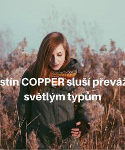 Henna Barva VOONO Copper