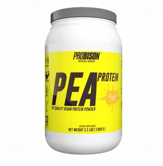Vegan Protein Vanilka Hrachový PROBISON