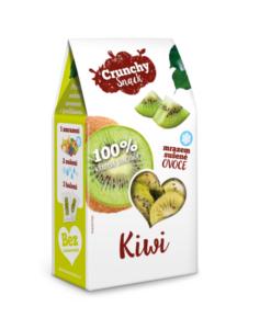 Kiwi mrazem sušené - lyofilizované Crunchy snack