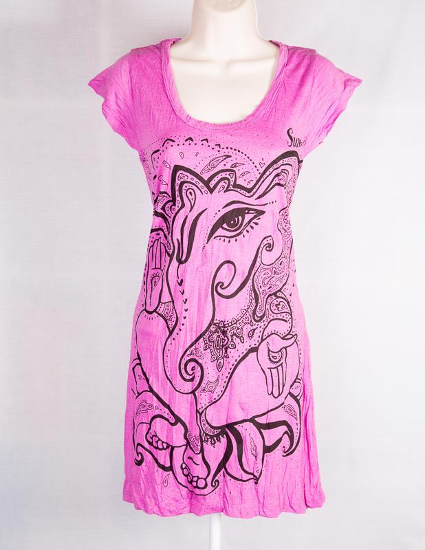 Dámské šaty slon
