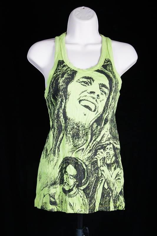 Dámské triko Bob Marley