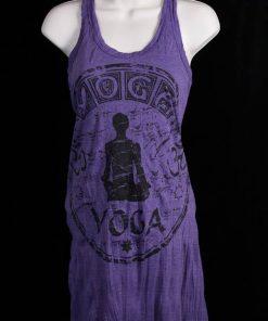 Dámské šaty meditace