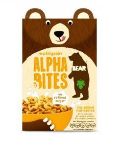 Celozrnná písmenka Bear