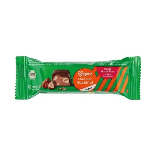 Čokoládová tyčinka Nugát Veganz
