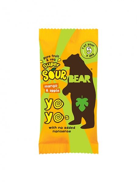 Yo yo Bear Mango Kyselé