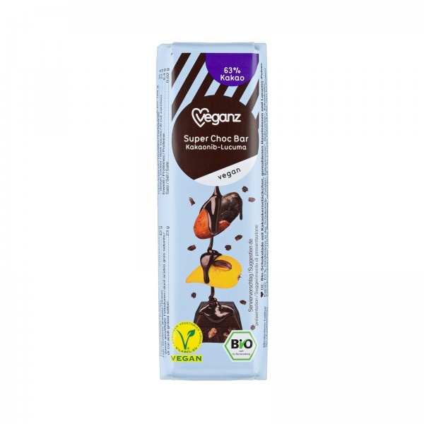 Super Choc Bar Lucuma