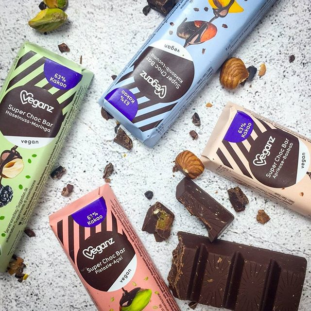 Super Choc Bar Veganz