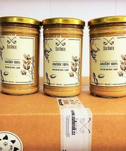 Šufánek Arašídové máslo