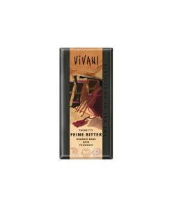 Čokoláda Mini Hořká Vivani