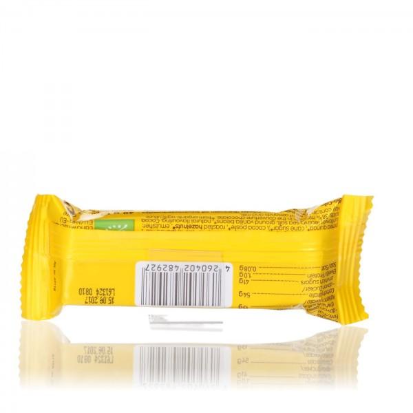 Čokoládová tyčinka Křupinky Veganz