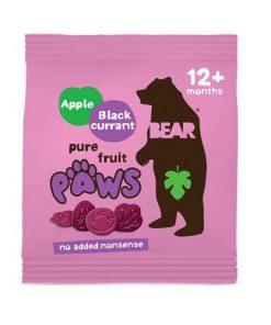 Bear Tlapky Jablko Černý Rybíz 20 g
