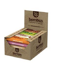 bombus raw energy mix tycinek tycinky tycinka