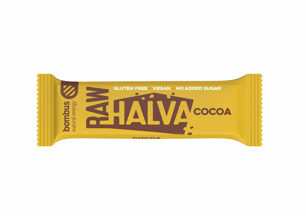 Tyčinka Raw Halva Cocoa