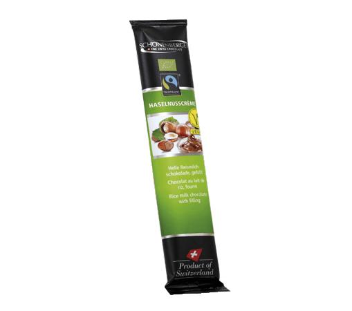 Čokoládová tyčinka Oříšková