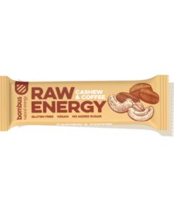 Raw Energy Kešu/Káva