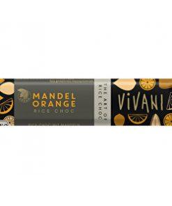 Čokoládová tyčinka Vivani Pomeranč