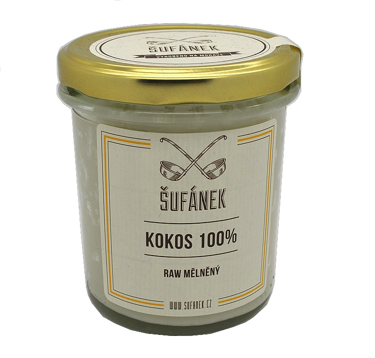 Kokosové máslo Šufánek