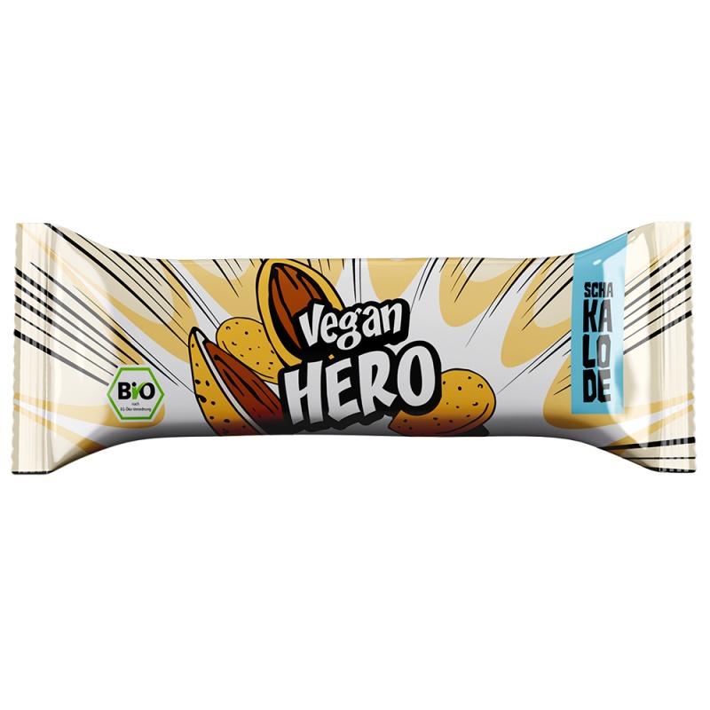 Mandlová tyčinka Vegan Hero