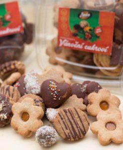 Vánoční cukroví Mix Zrnko