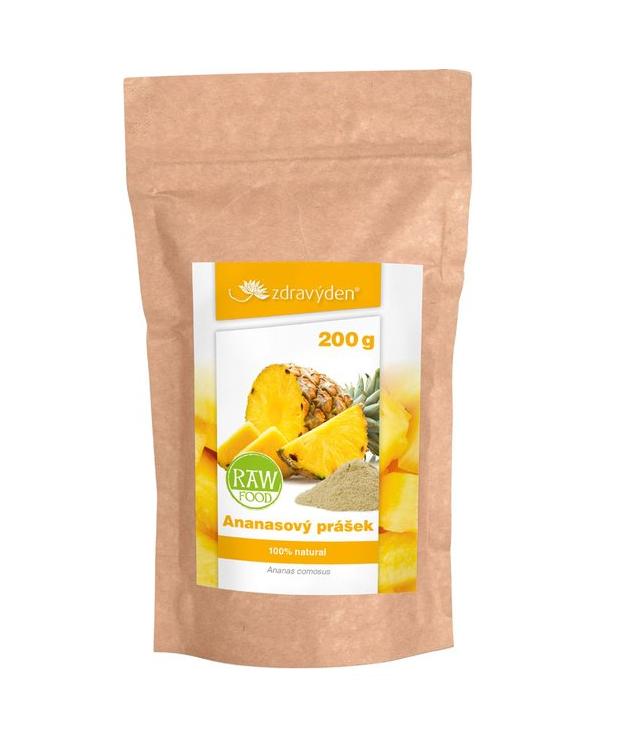 Ananasový prášek