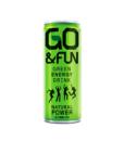 Green Energy drink sycený