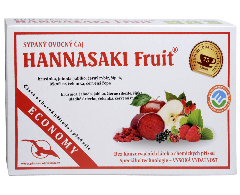 Ovocný Čaj Hannasaki