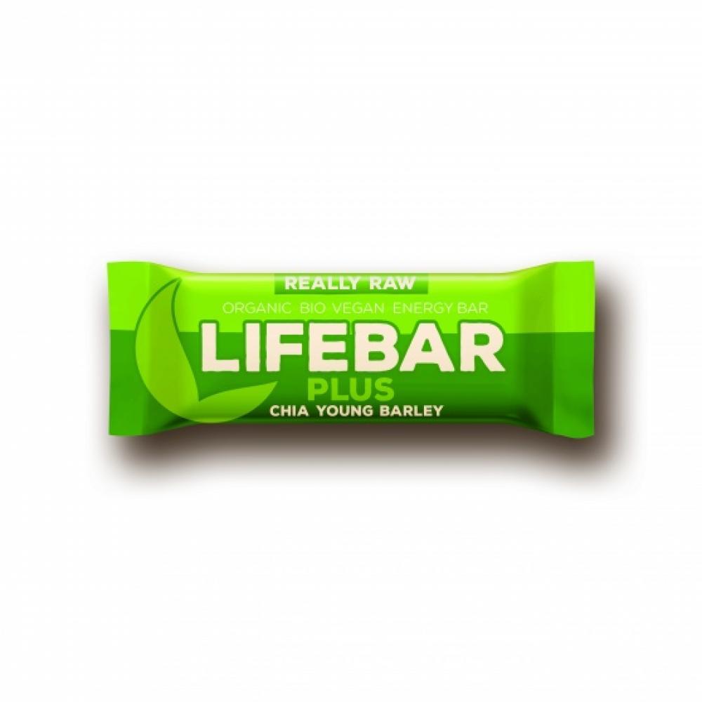 Lifebar Plus Chia/Mladý ječmen