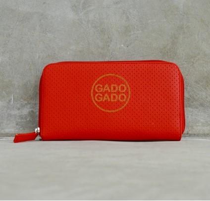 Dámská Peněženka Červená Gado Gado