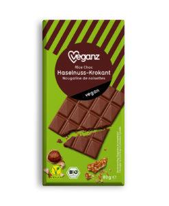 Lískooříšková čokoláda