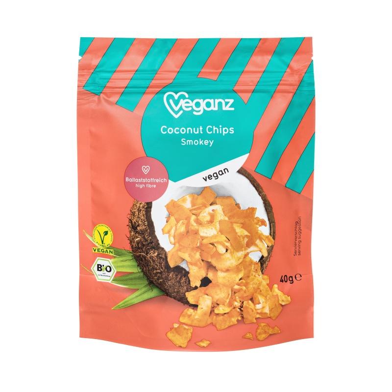 Kokosové chipsy