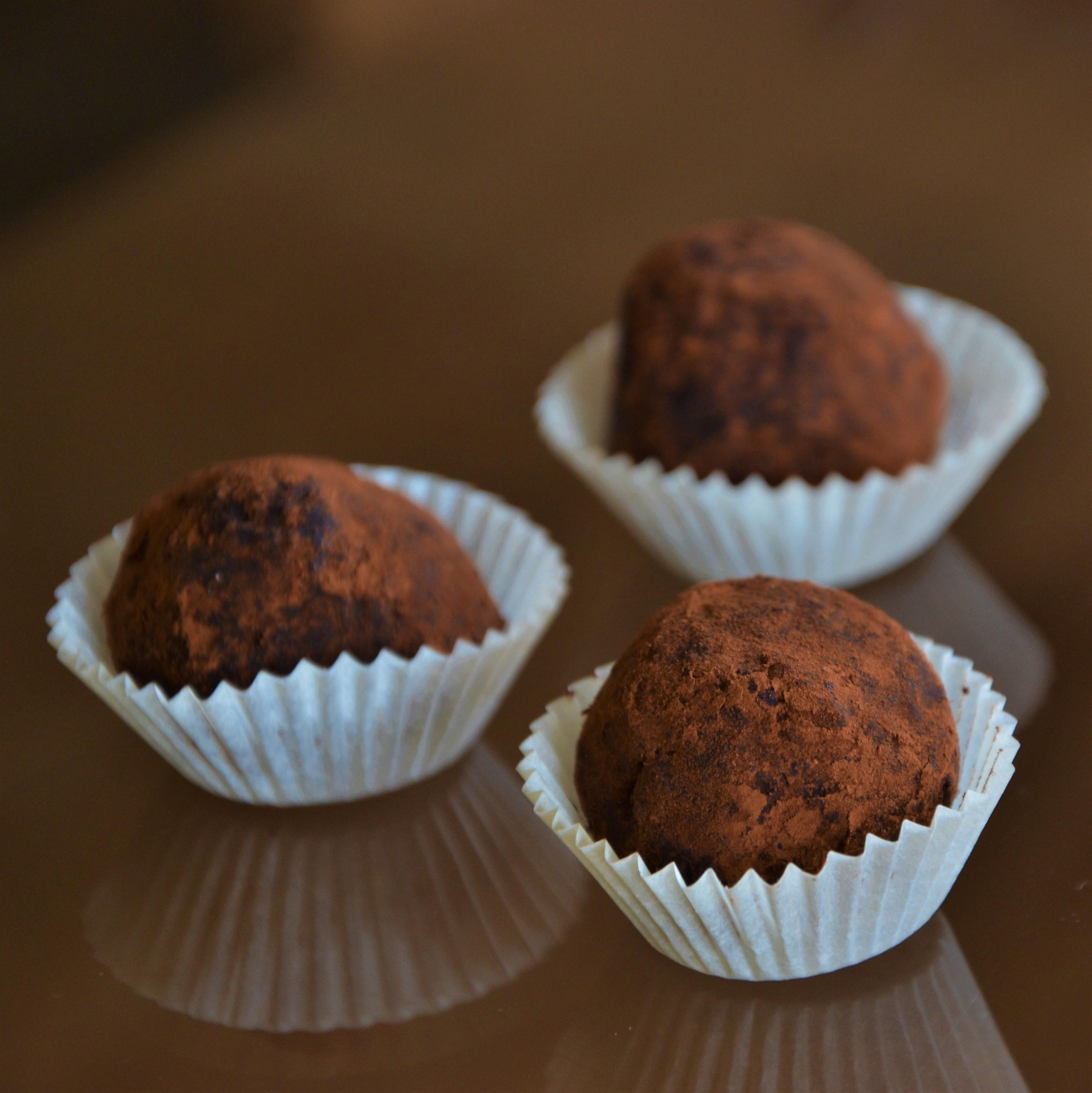 Oříškovo kakaové kuličky