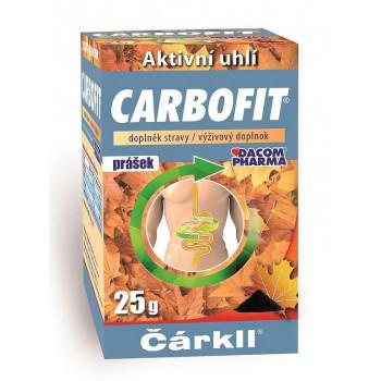 Aktivní Uhlí Prášek Carbofit