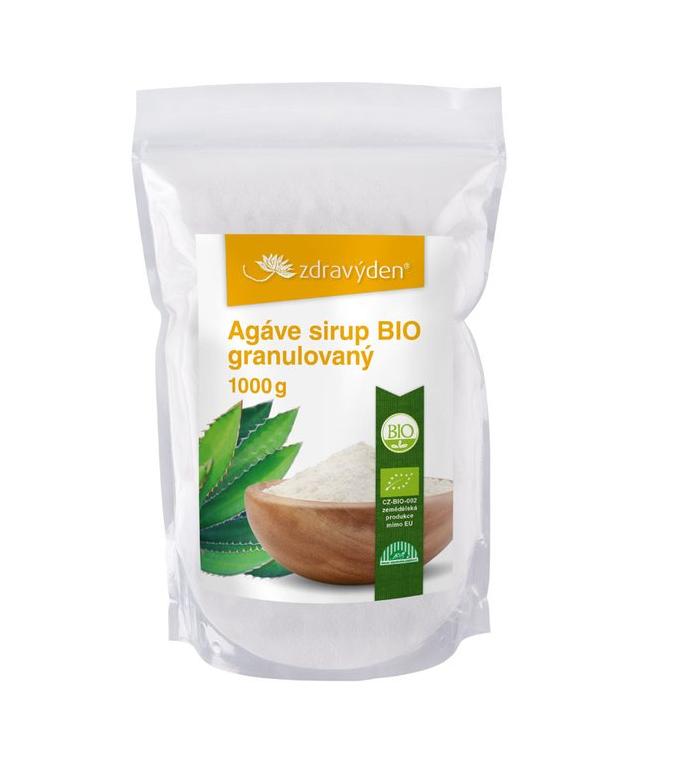 Agáve sirup granulovaný