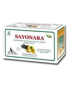 Sayonara černý čaj