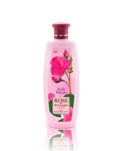Tělový Balzám s Růžovou Vodou