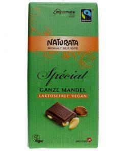 Čokoláda Rýžová Celé Mandle
