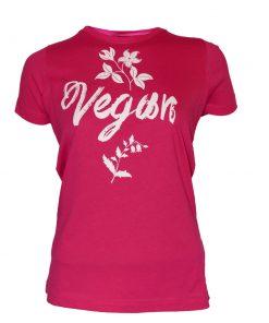 Dámské triko Vegan