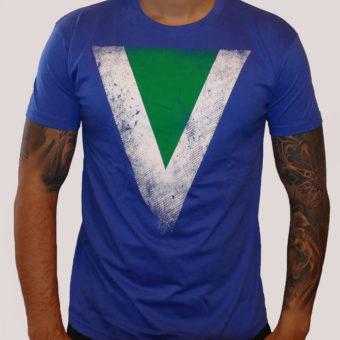 Tričko pánské Vegan vlajka