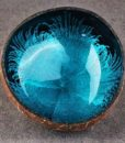 Kokosová miska Modrá