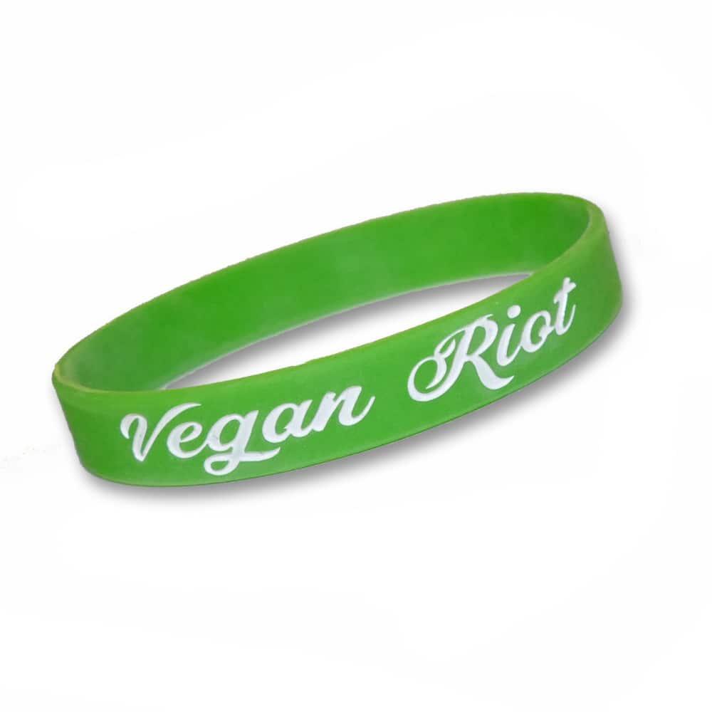 Náramek Vegan Riot
