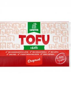 Tofu Chilli Lunter