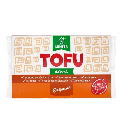Tofu Uzené Lunter