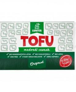 Tofu Medvědí Česnek Lunter