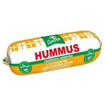 Pomazánka Hummus Cizrnová Střívko Lunter