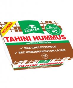Pomazánka Tahini Hummus Vanička Lunter