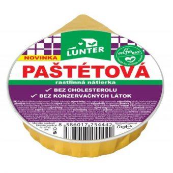 Pomazánka Paštiková/Paštétová Konzerva Lunter
